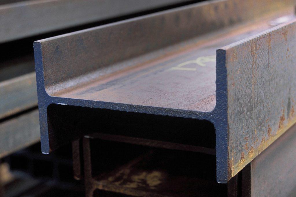 Hot-rolled Universal Beam & Column | Harris (Steels) Ltd