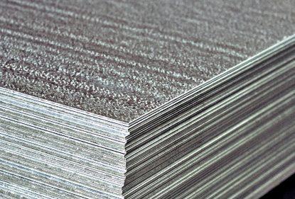 Hot-dipped Galvanised sheet | Harris (Steels)