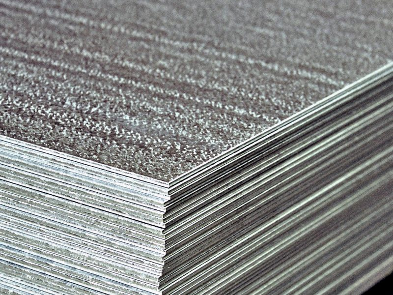 Hot-dipped Galvanised sheet | Harris (Steels)