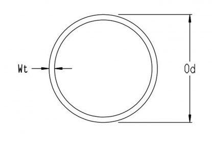ERW round-tube
